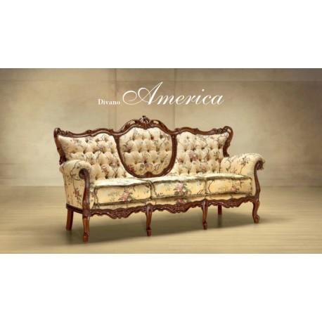Sedací nábytek America
