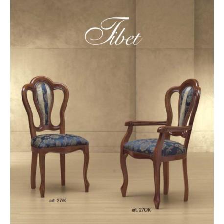 Židle Tibet