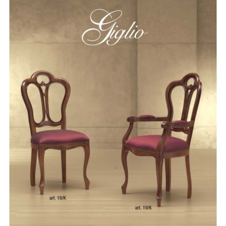 Židle Giglio