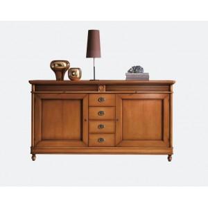 Elegantní dřevěná komoda