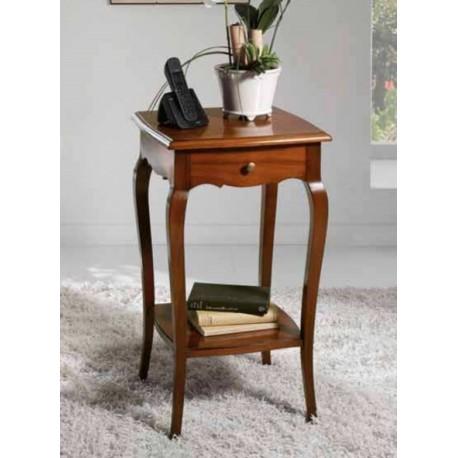Květinový stolek s šuplíkem