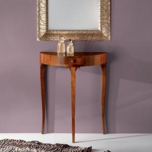 Elegantní konzola s intarsií