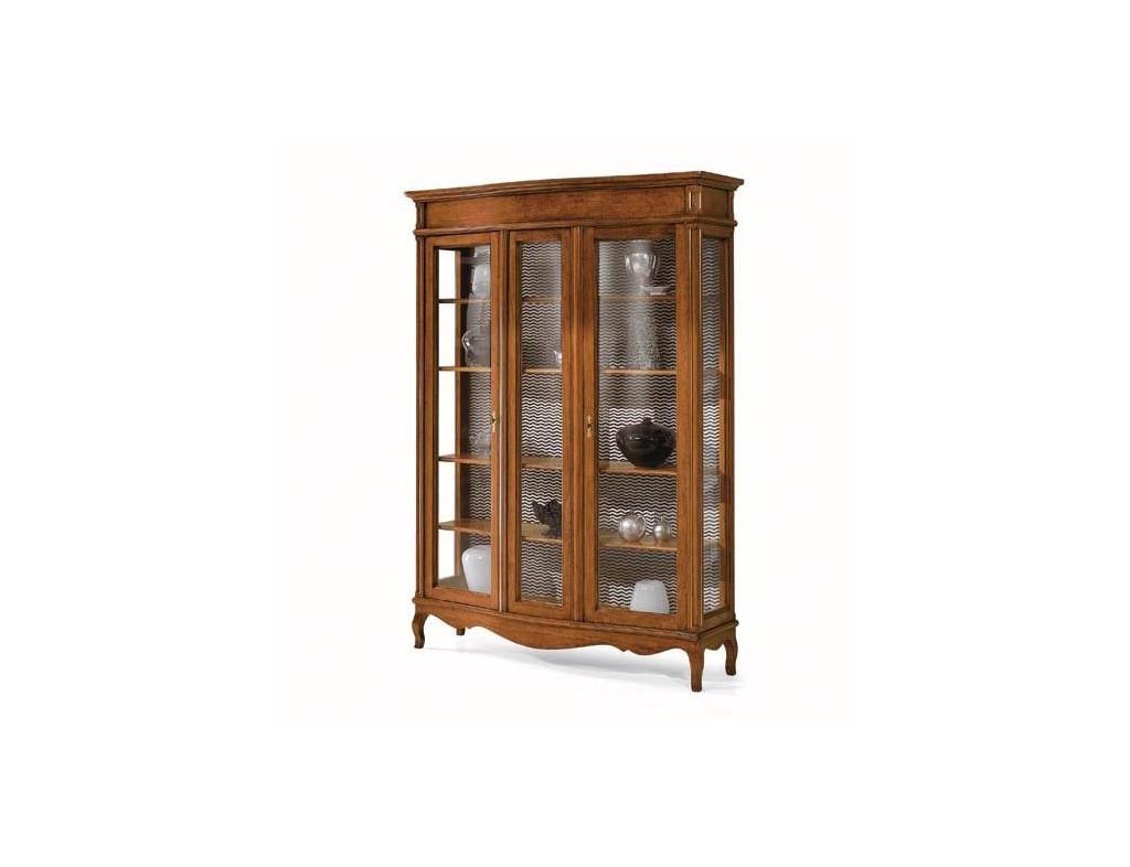 Elegantní vitrína, knihovna