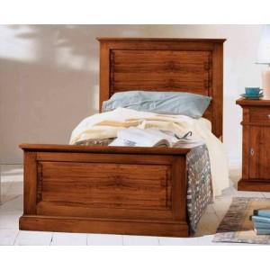 Rustikální italská postel