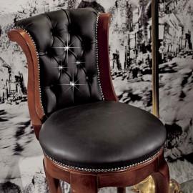 Barová židle se Swarovski