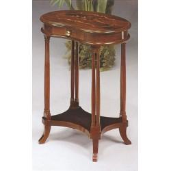 Květinový stolek s intarsií FR/183