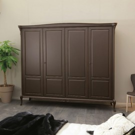 Luxusní šatní skříň Moka