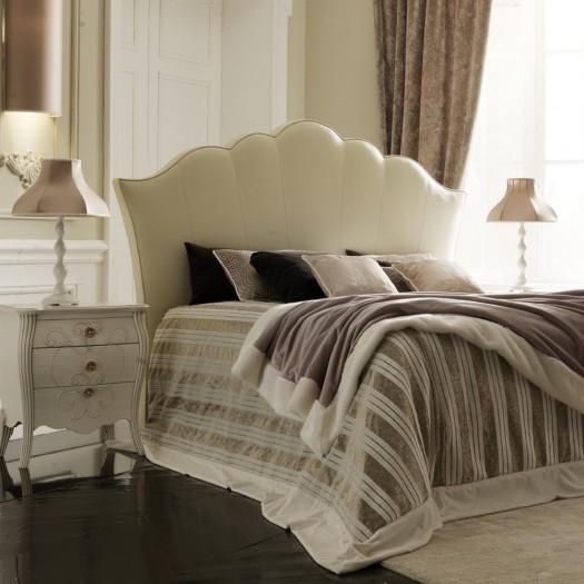 Čalouněná postel Francesco