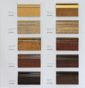 vzorník dřevo MO