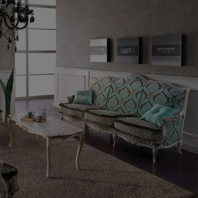 Luxusní italské obývací pokoje v nejvyšší kvalitě zpracování.
